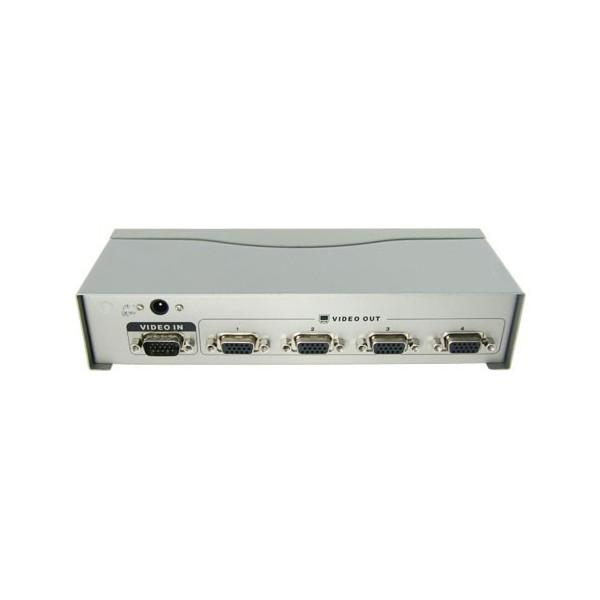 Multiplicador de señal VGA-SPLITTER-4