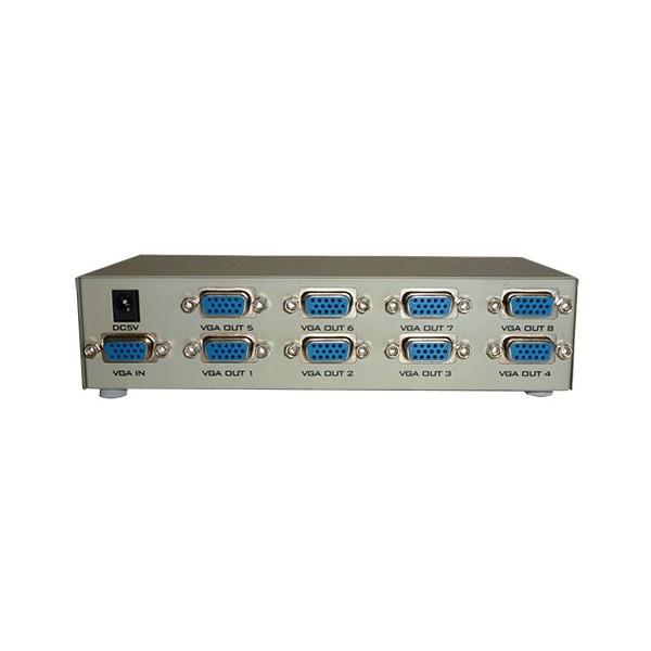 Multiplicador de señal VGA-SPLITTER-8