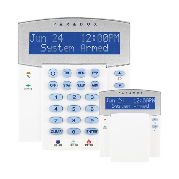 K32LX | Teclado LCD Vía Radio