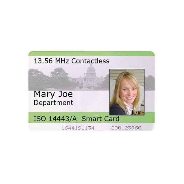 AT-T511 | Tarjeta de proximidad ISO Mifare